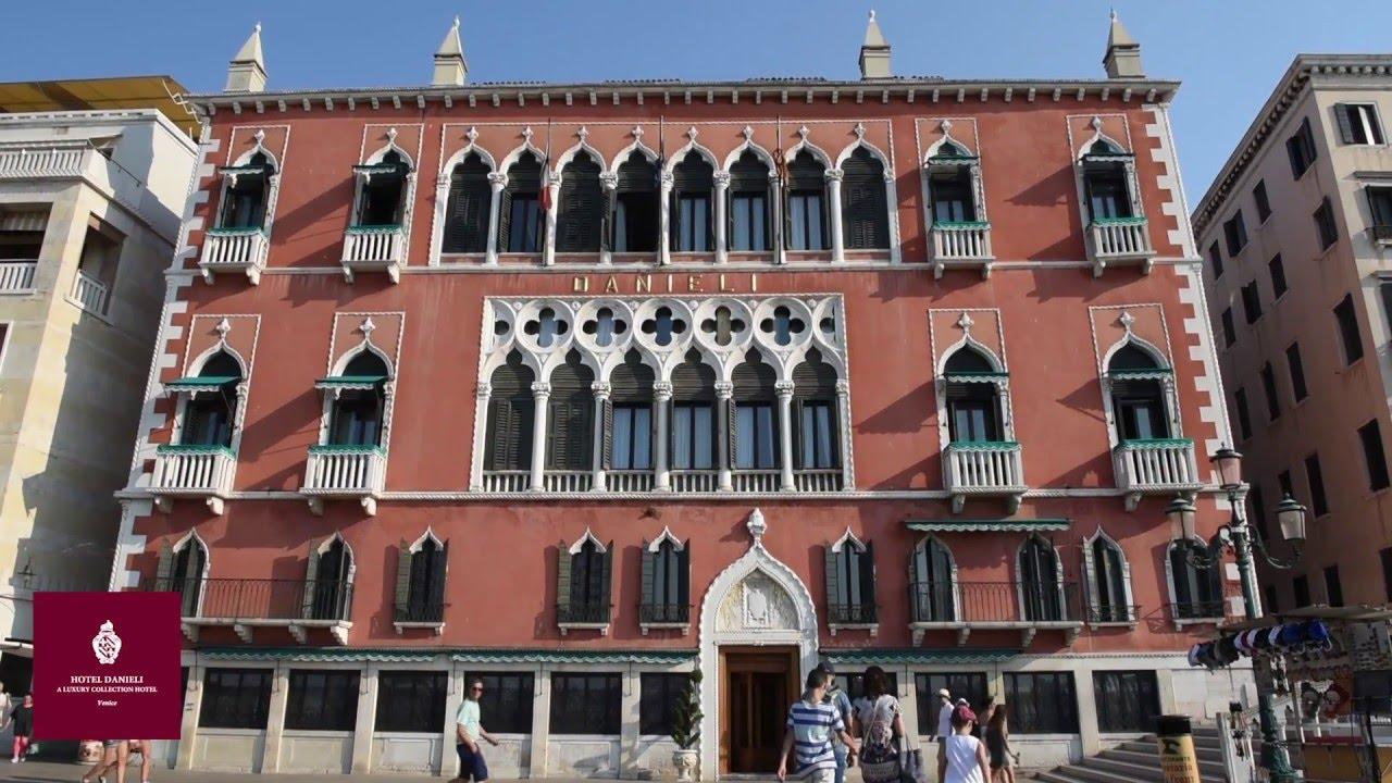 Hotel Danieli In Venice Italy