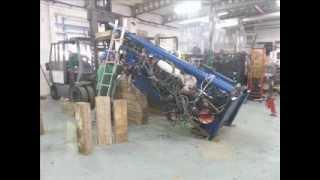 Transport maszyn relokacja fabryk i zakładow produkcujnych Kamińscy