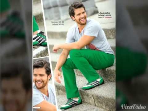 Modelo, Actor Colombiano ; Andres Mercado - YouTube