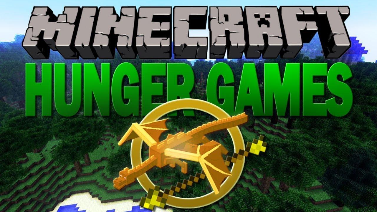 Minecraft Hunger Games: Brink Of DEATH (Game 2) YouTube