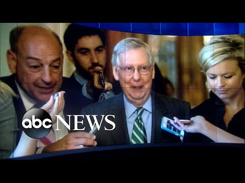 Senate Republicans reveal their new health care plan
