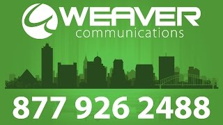 VoIP Business Phone Systems Memphis Tennessee   Weaver Communications