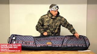 Dakine Low Roller Snowboard Bag review