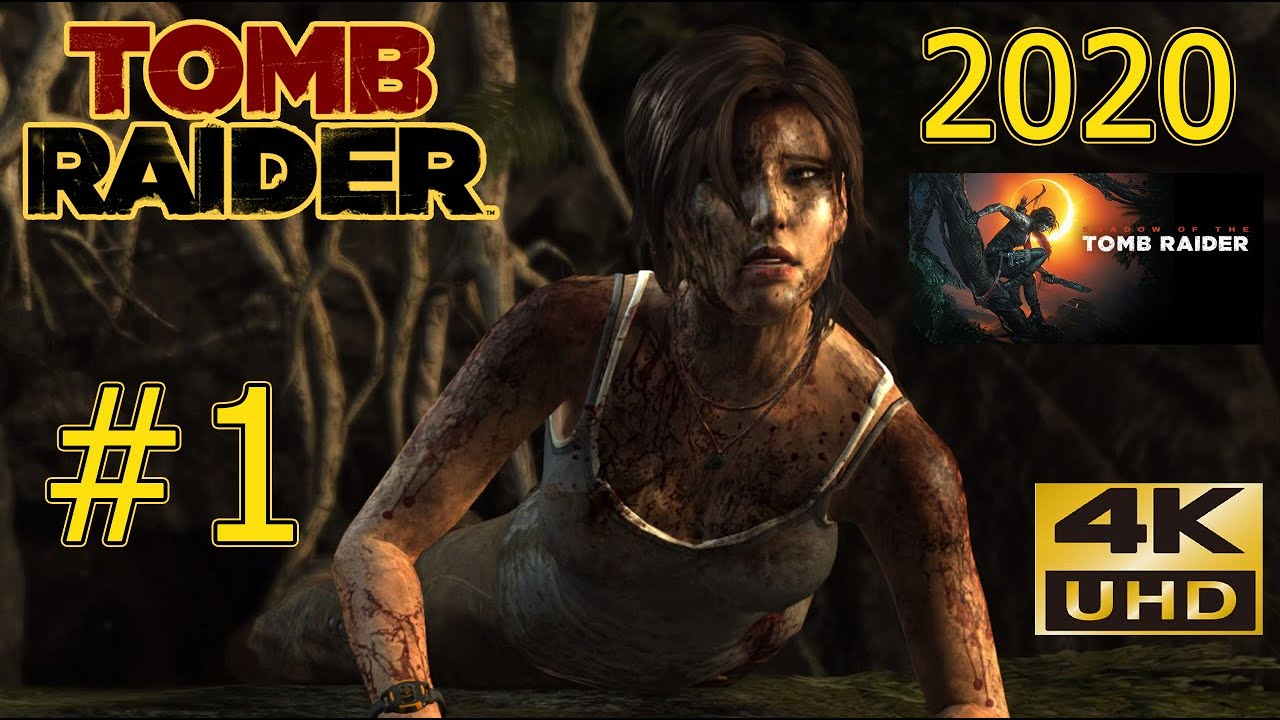 Tomb Raider Definitive Edition Gameplay Walkthrough New 2020 Hd