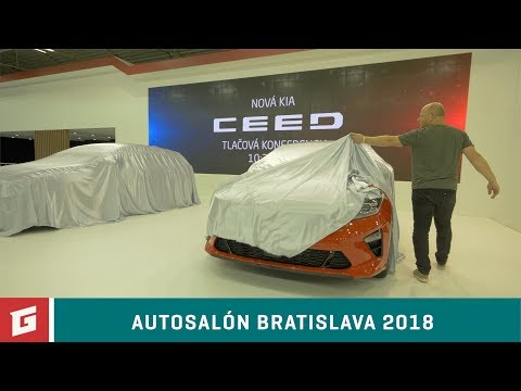Autosalon Bratislava 2018  na jeden záber - GARAZ.TV