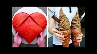 How To Make AMAZING Chocolate Cake Decorating Video 2018! Amazing Chocolate Cake Decorating Tutorial