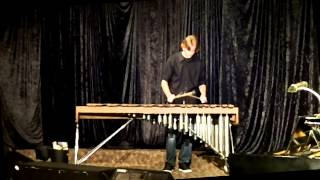 Ghanaia - Solo Marimba
