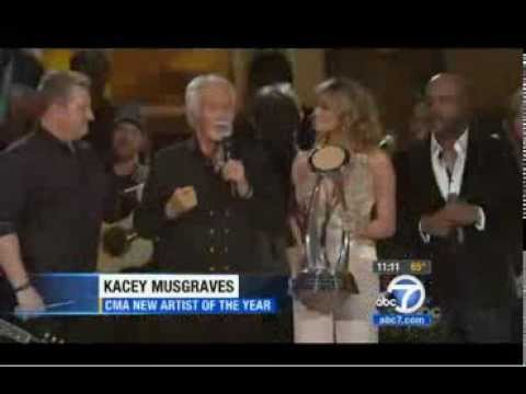 CMA Awards 2013 Winners Highlights - George Strait, Kenny G, Taylor Swift Top Winners 2013