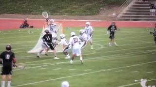 Biggest lacrosse hits ever