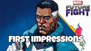 Blue Marvel First Impression | Marvel Future Fight