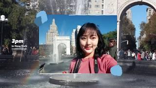 여자혼자 뉴욕여행 3P.M. in New York vl…
