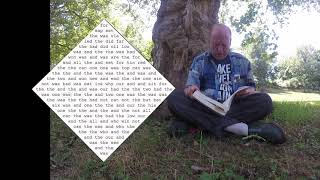 Reading 2 nature poems by Clark Coolidge