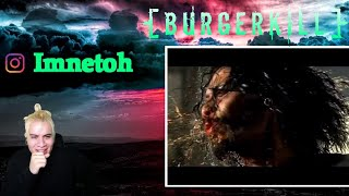 BURGERKILL - Under The Scars (Official Video) Reaction!