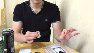 Vídeo: Split 3 coins by Kueppers