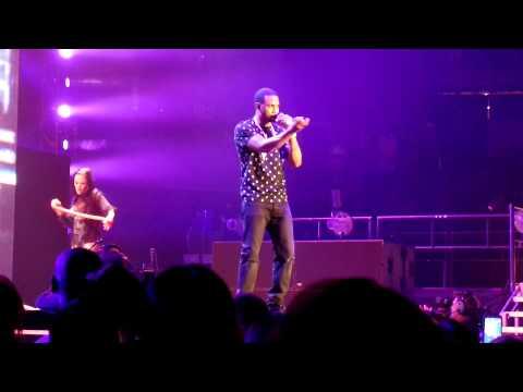 Trey Songz- All we do live