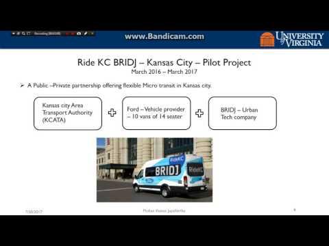 ITS Application Description 16   Demand Responsive Transportation System