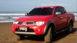 Popular Test Drive - Mitsubishi Strada Triton Exceed M/T