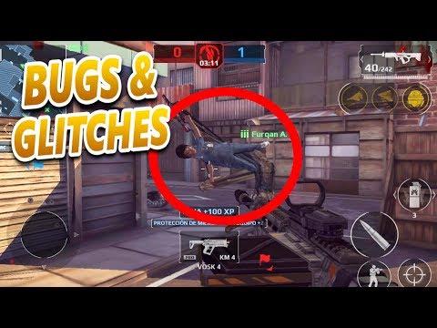 BUGS & GLITCHES | Modern Combat 5