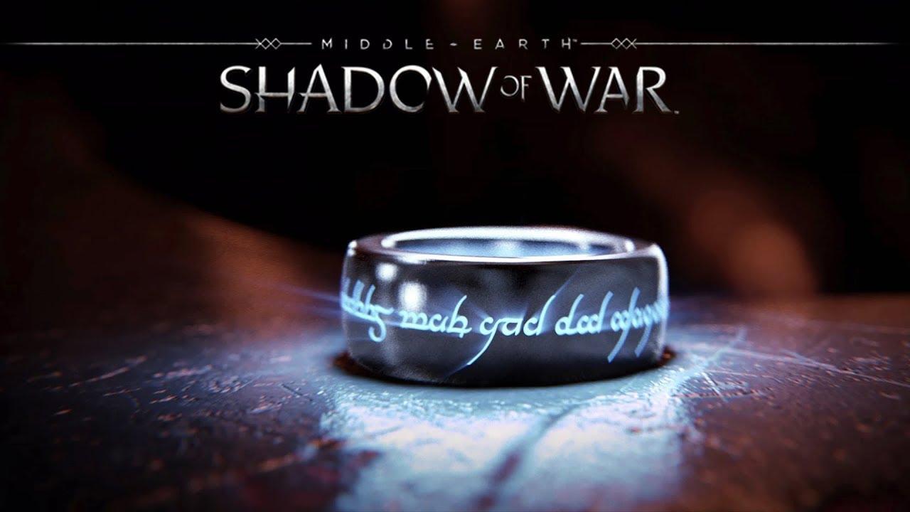 MIDDLE EARTH: SHADOW OF WAR - Gameplay do Início de Sombras da Guerra em Português PT-BR!