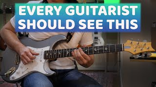 A Lesson From the Best Guitar Teacher in the World (in my opinion)