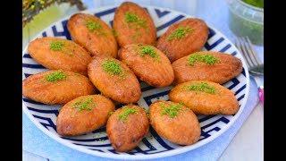 Pastane  Usulü  Fındıklı  Şekerpare  Tarifi ( Çok bereketli bir tarif)