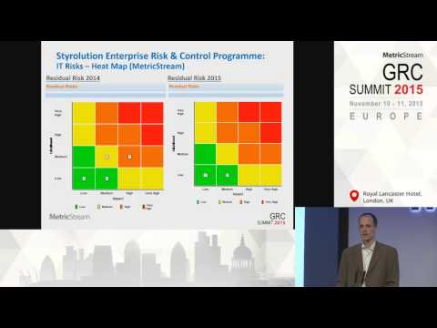 Case Study | Thorsten Eidmann, Information Security Officer Styrolution Group GmbH