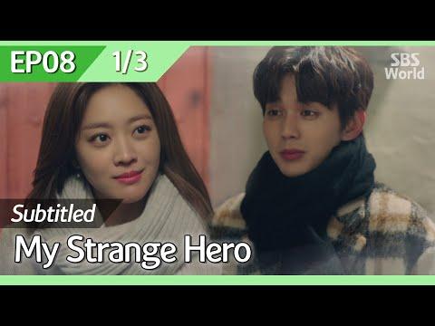 [CC/FULL] My Strange Hero EP08 (1/3) | 복수가돌아왔다