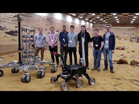 Mars Rover Group Design Project