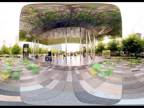Klyde Warren Park Virtual Reality (VR)