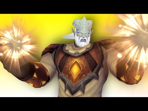 ALL PALADIN NEW ANIMATIONS IN PATCH 8.1 - WoW: Battle For Azeroth