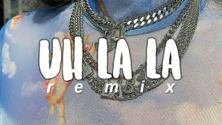 Kenia Os – uh la la remix (lyrics)