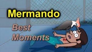 Gravity Falls - Mermando Best Moments HD