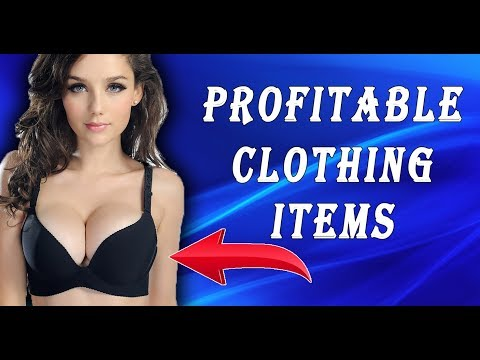 10 Profitable Clothing Items To Sell On Amazon FBA
