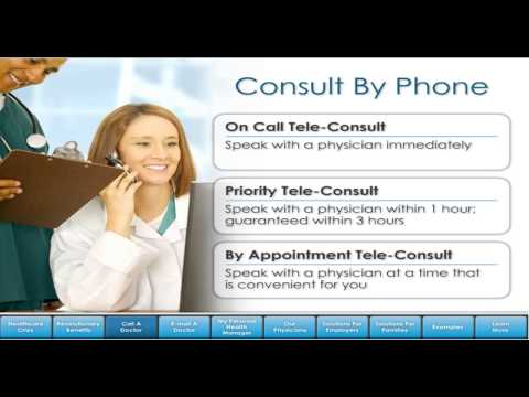 Consult-A-Doctor Video
