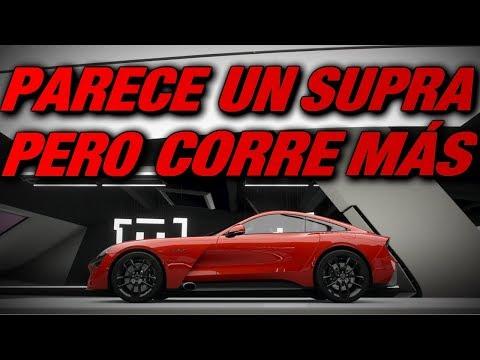 Forza Horizon 4 | Toyota Supra desde lejos y con los ojos entornados thumbnail