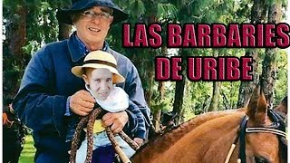 TOP 5 BARBARIES DE ALVARO URIBE VELEZ