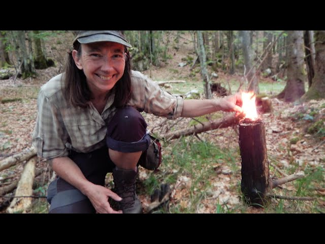 Bushcraft, Playing with Fire