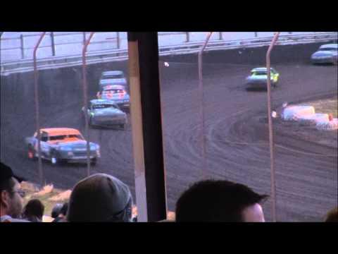 Nielsen Racing Algona 4-19-14