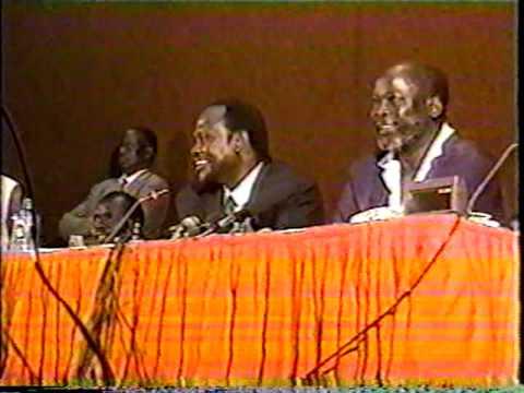 Dr. Riek Machar Teny