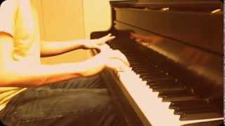 It ends tonight piano Sean Wagner