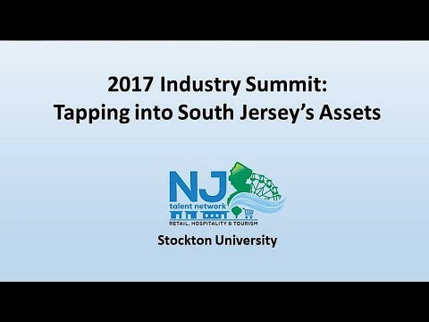 2017 Industry Summit: Tapping Into South Jersey