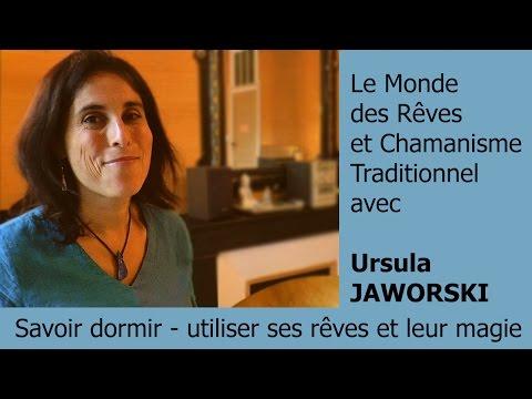 Ursula Jaworski - Le monde des rêves