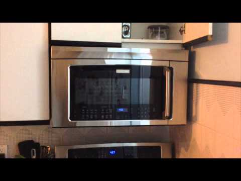Replacement Electrolux Microwave Ei30bm6cps Youtube