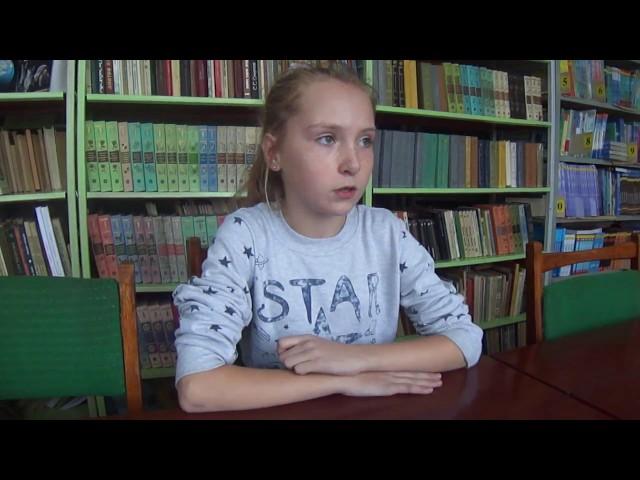 Изображение предпросмотра прочтения – АнастасияКозырева читает произведение «Осёл и Соловей» И.А.Крылова