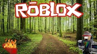 Roblox | Lumber tycoon 2 #1 - máme lávové dřevo w/KomarCz