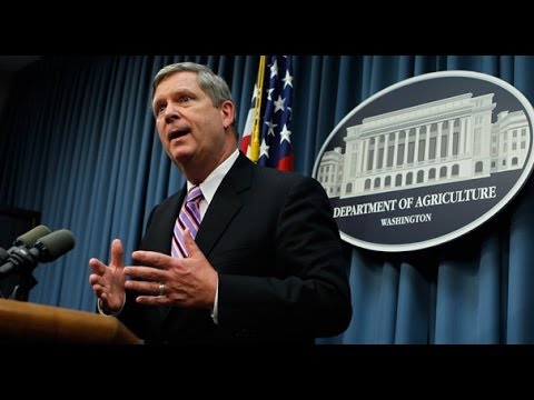 Secretary of Agriculture Thomas Vilsack On Feeding America's Youth