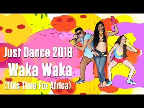 Just Dance 2018 - Waka Waka Cosplay