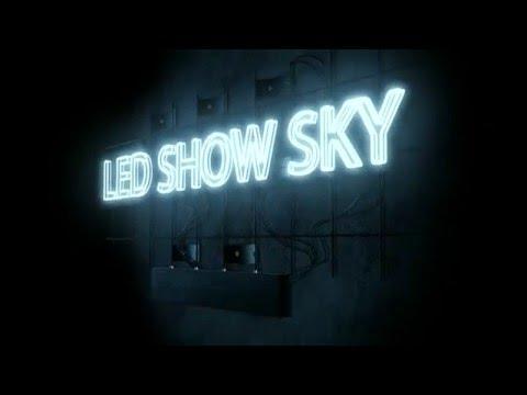 LED SHOW SKY