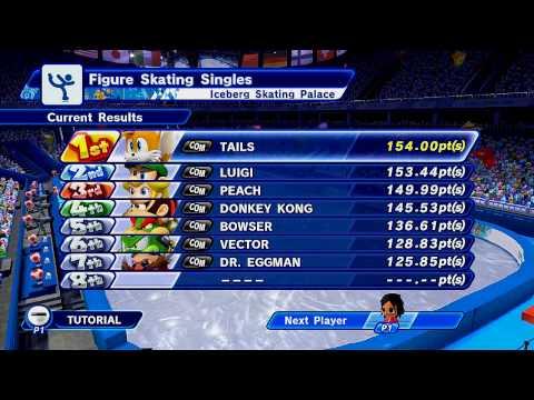 ABM: M & S Olympic 2014 SOCHI (Angi play Figure Skating Single) HD
