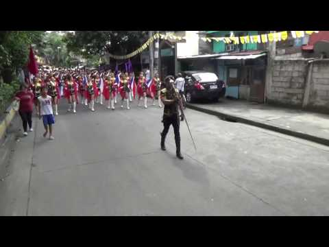 Banda San Jose Best Marching 2016 @ Brgy. Mauway Mandaluyong City 004